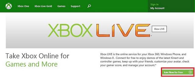 Hướng dẫn cách tạo tài khoản Xbox đơn giản