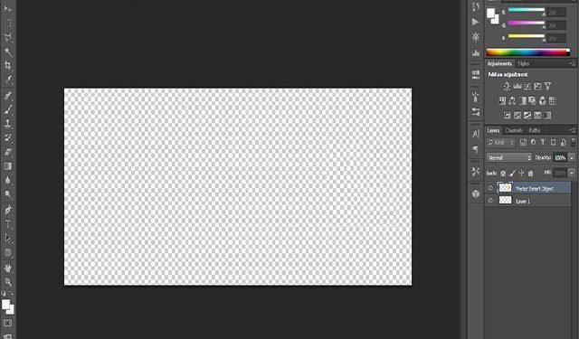 Tạo File thiết kế banner trên ứng dụng Photoshop