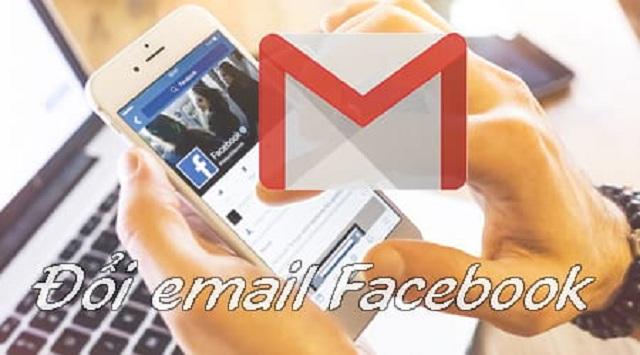 Hướng dẫn cách thay đổi Email chính trên Facebook bằng điện thoại