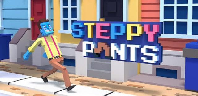 Game gây ức chế nhất thế giới Steppy Pants