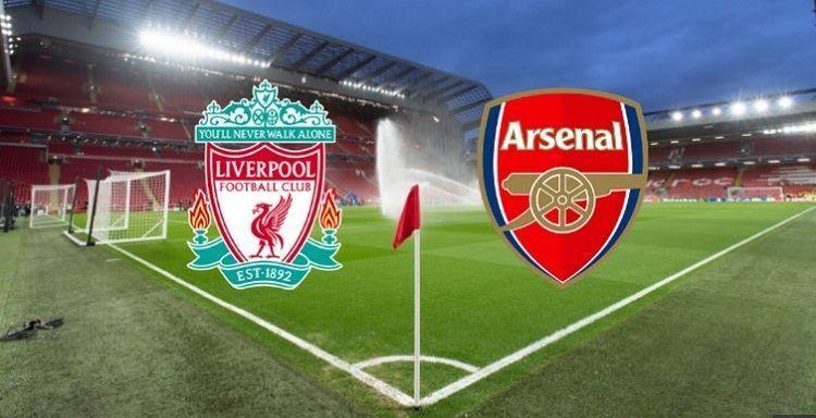 Trận đấu giữa Liverpool vs Arsenal