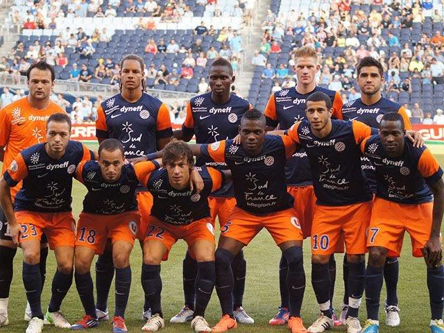 Dù đã rất nỗ lực nhưng Montpellier chỉ xếp thứ 8 trong bảng xếp hạng vô địch Pháp mùa giải 2019-2020