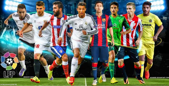 La Liga - giải đấu bóng đá chuyên nghiệp hàng đầu hiện nay