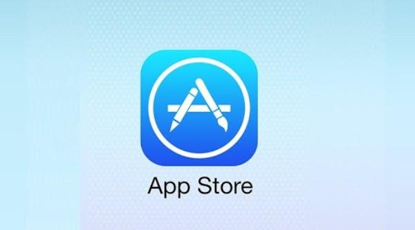 Truy cập vào App Store trên Iphone để tải game