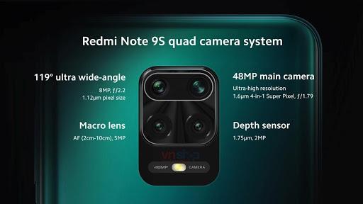 Hệ thống camera hiện đại mang tới những bức ảnh chất lượng cao