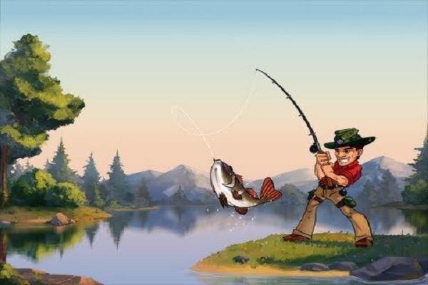 Mơ thấy câu cá thì nên chọn con số may mắn nào (Nguồn: kuviet.com)