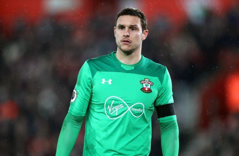 McCarthy - thủ môn của CLB Southampton