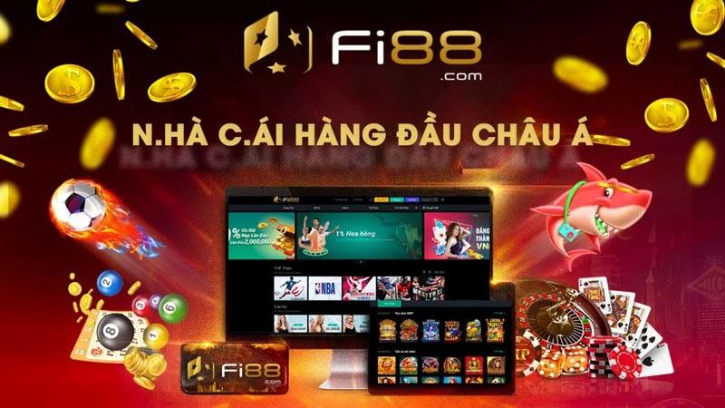Ứng dụng cá cược bóng đá Fi88