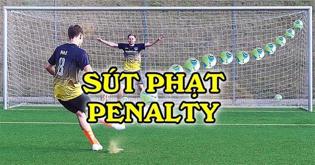 Đá phạt đền hay còn gọi là penalty